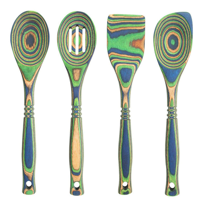 Peacock 4pc Set (MMP 41388,41389,41386,41387)