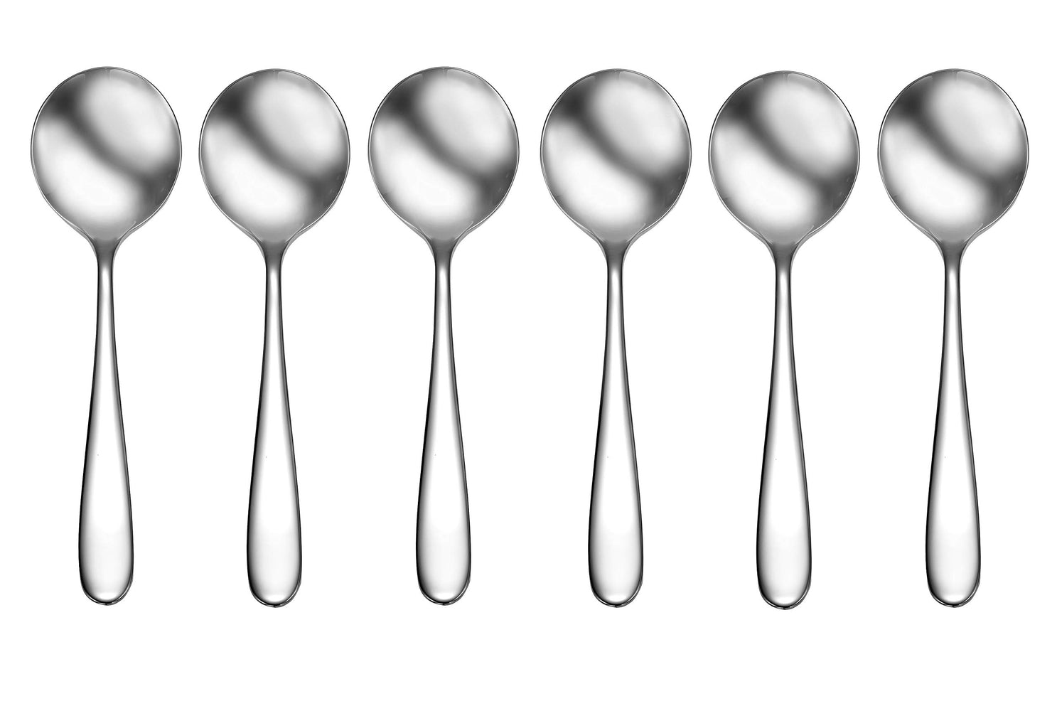 Craft Kitchen  CLASSIC S/6 SOUP SPOONS