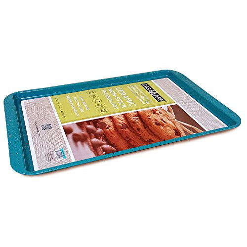"121869 Blue G Cookie/Jelly Roll Pan 11"" X 17"""