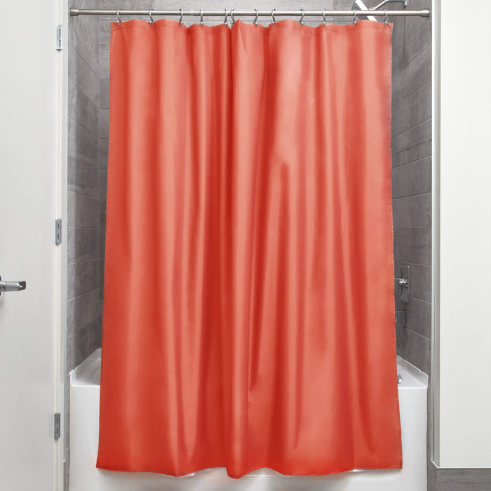 Poly Shower Curtain/Liner