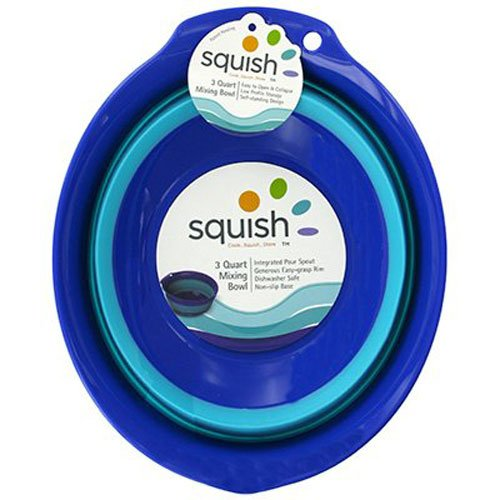Squish Mixing Bowl 3-Quart