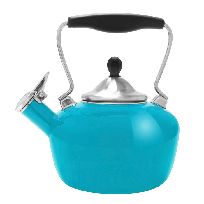 Catherine Teakettle Sea Blue