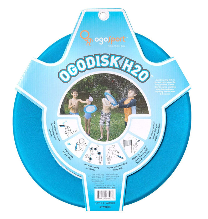 OgoSport Disk H20 Water Balloon Bouncer