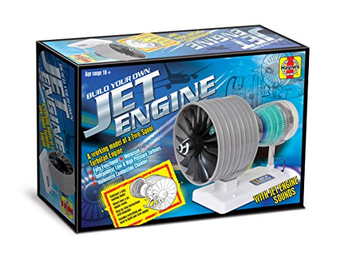 Visible Jet Engine