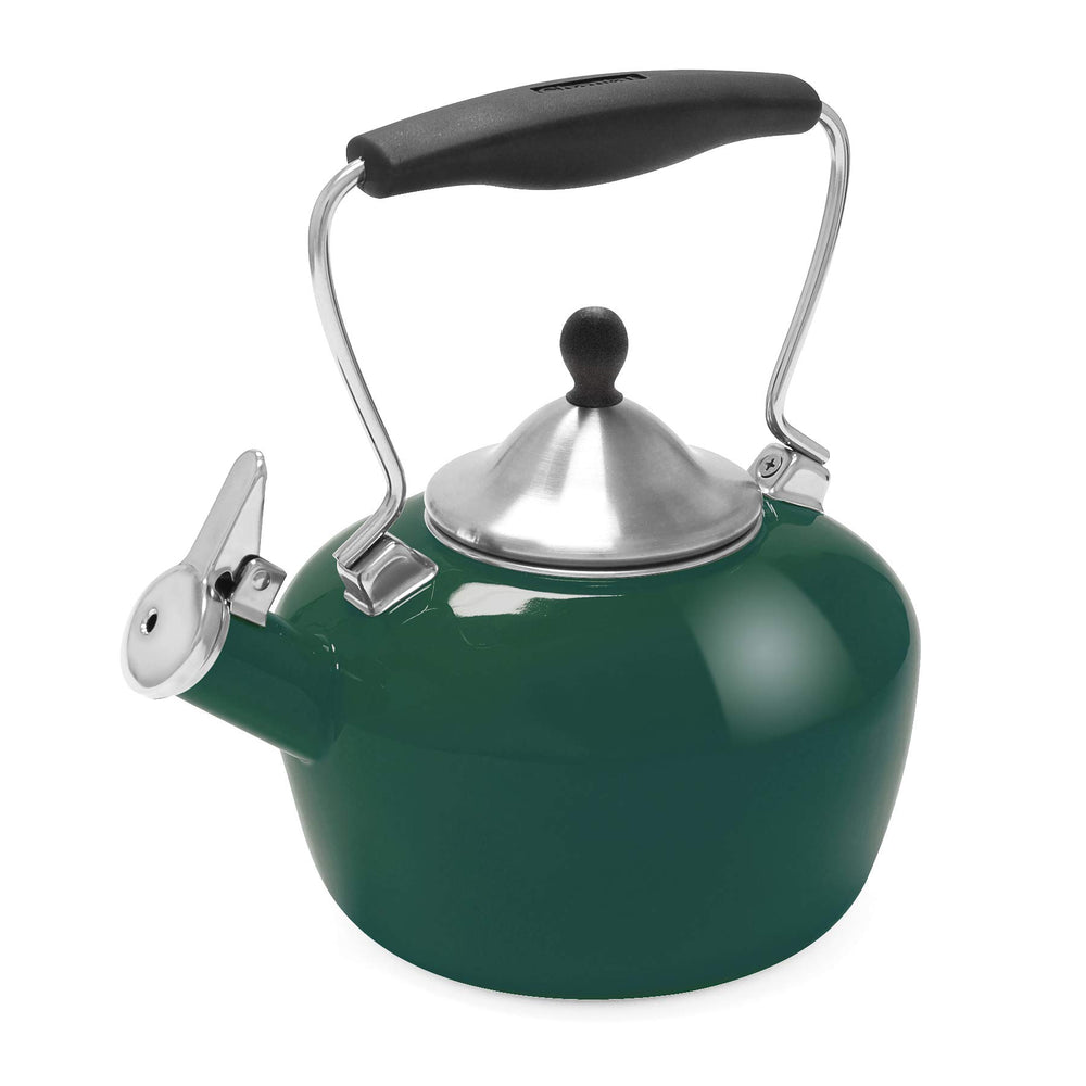 Catherine Teakettle Brunswick Green
