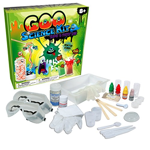 Goo Science - Putty and Slime Lab