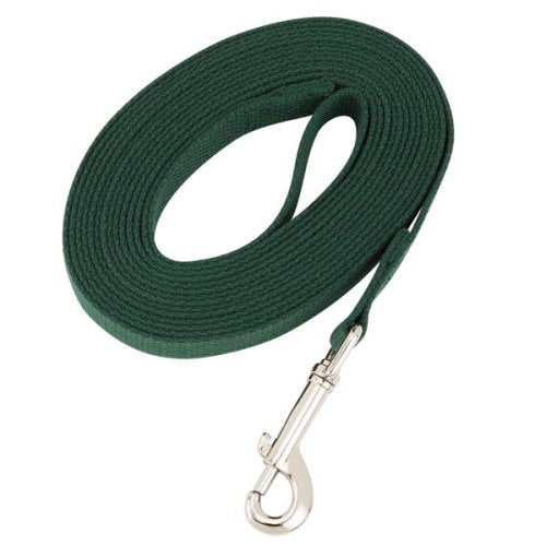 GG Cotton Web Trng Lead 6Ft Grn