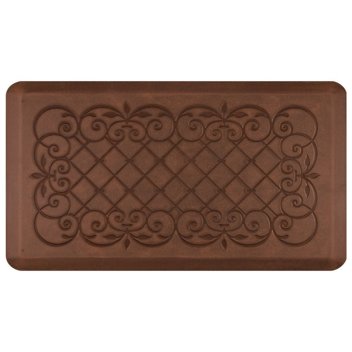 "Smart Step Home Collection, Light Antique Brown, 36"" X 20"""