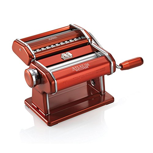 ATLAS PASTA MACHINE RED