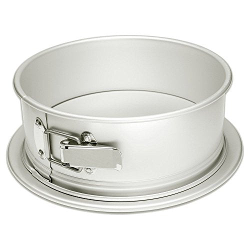 Fat Daddios Anodized Aluminum Springform Cake Pans--10 inch