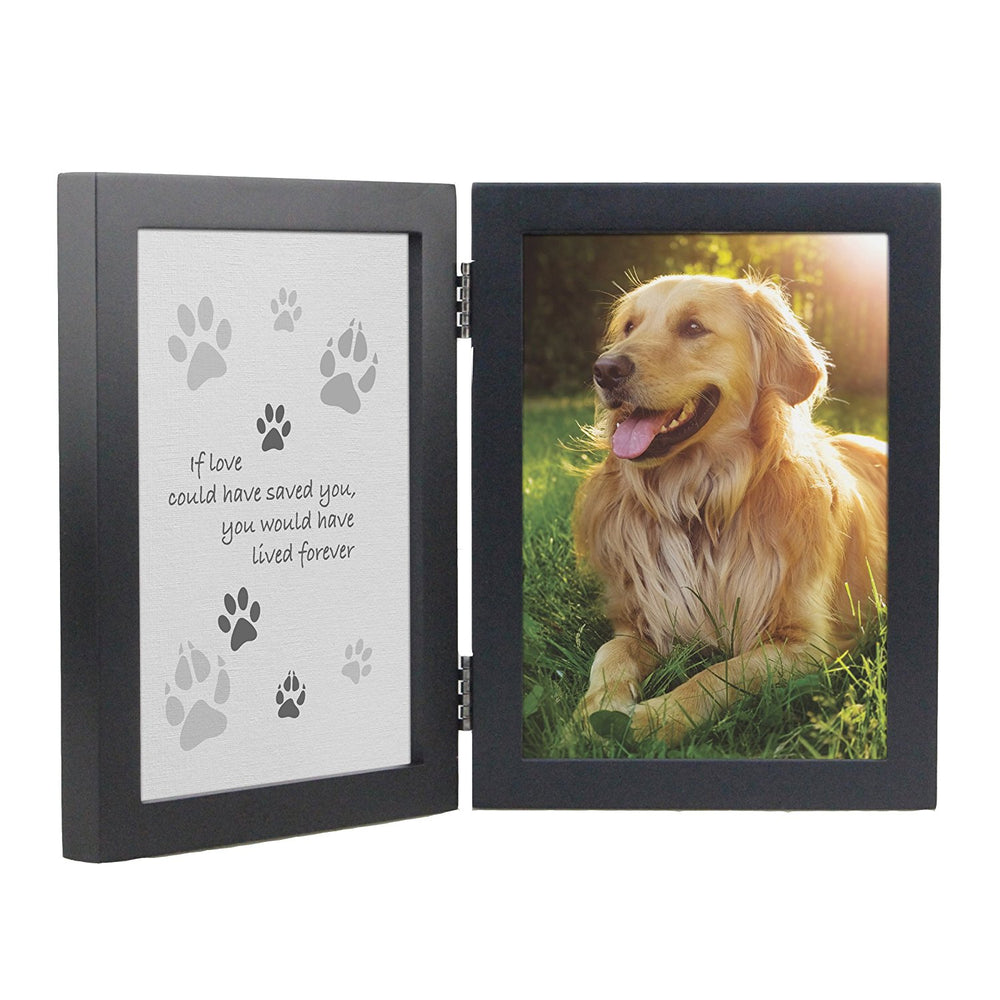 Pet Memorial Frame - If Love Could Have Saved You