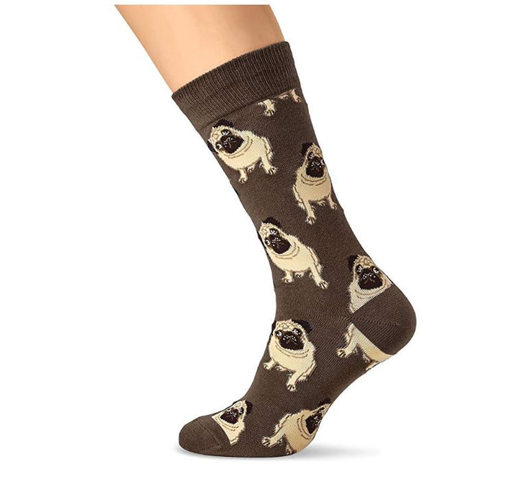 Socksmith Mens Pugs
