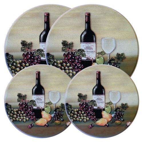 Wine & Vine - Burner Cover (4)