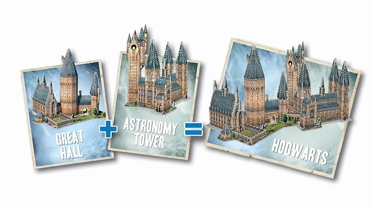 Hogwarts Great Hall & Astronomy Combo Pack