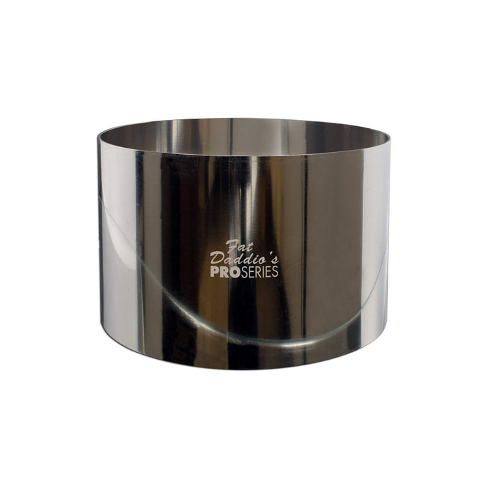 "Pro Series Rings round stainless steel 4"" x 2 3/8"""