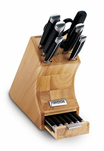 Oneida 14pc Professional Side Tang Cutlery Set