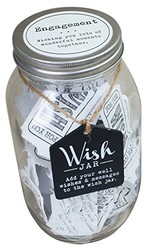 Engagement Wish Jar