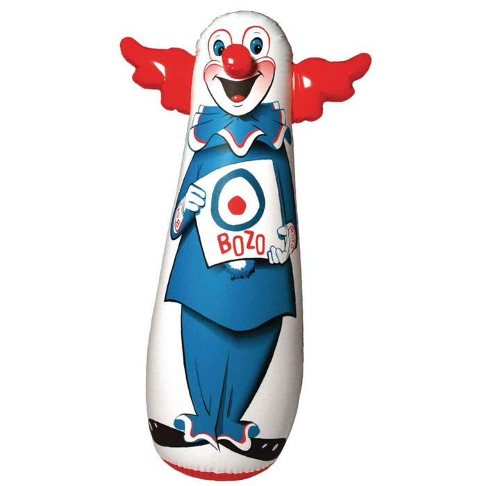 "The Original 46"" Bozo 3-D Bop Bag"