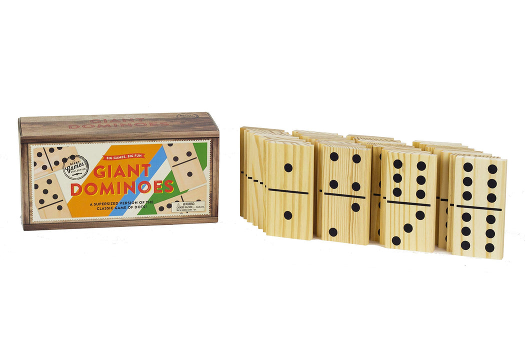 Giant Games Giant Dominoes