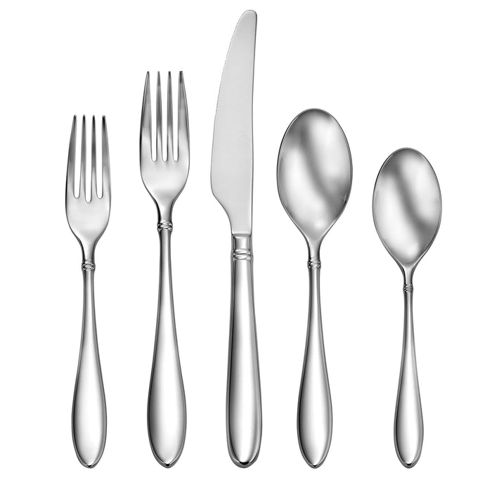 Craft Kitchen Arlo 20 Piece Flatware Set