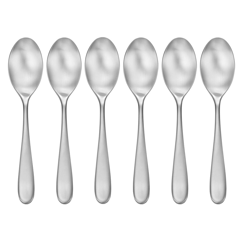 Craft Kitchen SATIN CLASSIC S/6 DINNER SPOONS