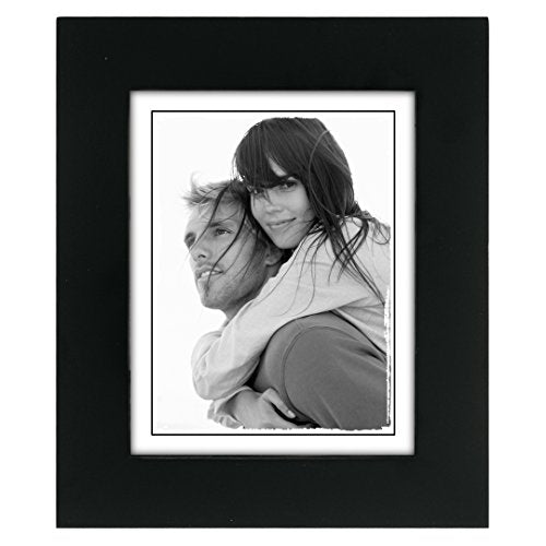 Linear Black Picture Frame 4x5;