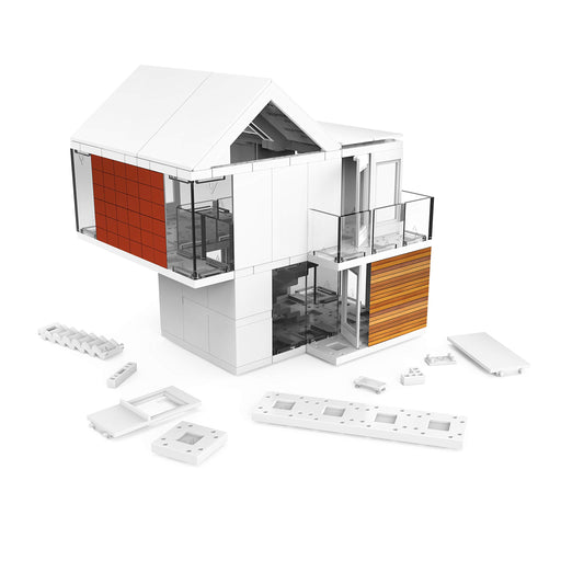 Arckit 60 - Architectural Model Building Kit (220+ Piece)