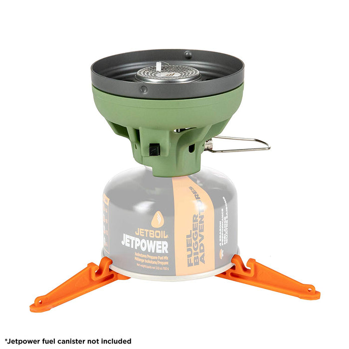 Jetboil Flash Camping Stove Cooking System (Green)