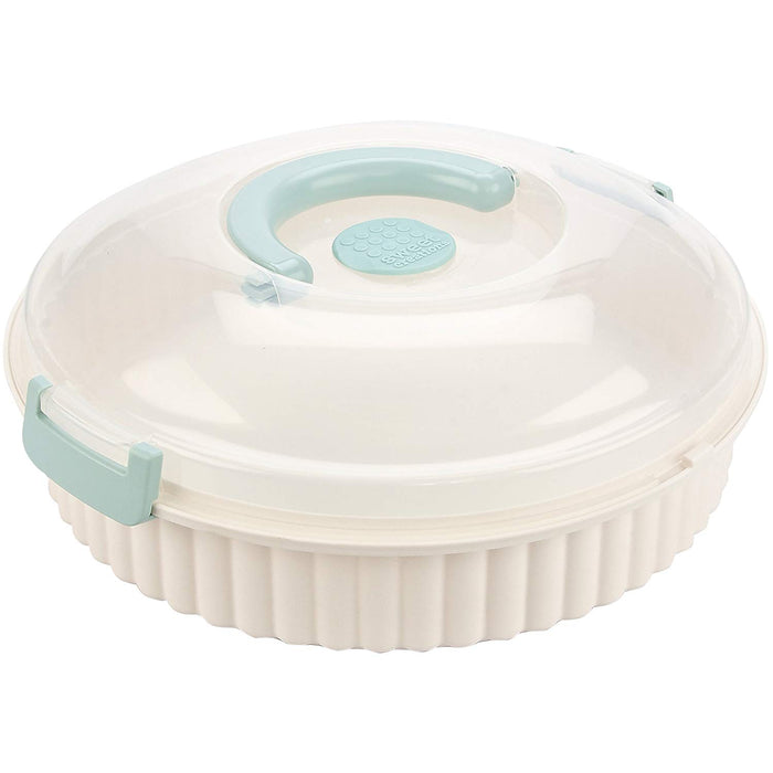 Sweet Creations, Vented Locking multi purpose Pie Carrier, Cookies, Party Platter