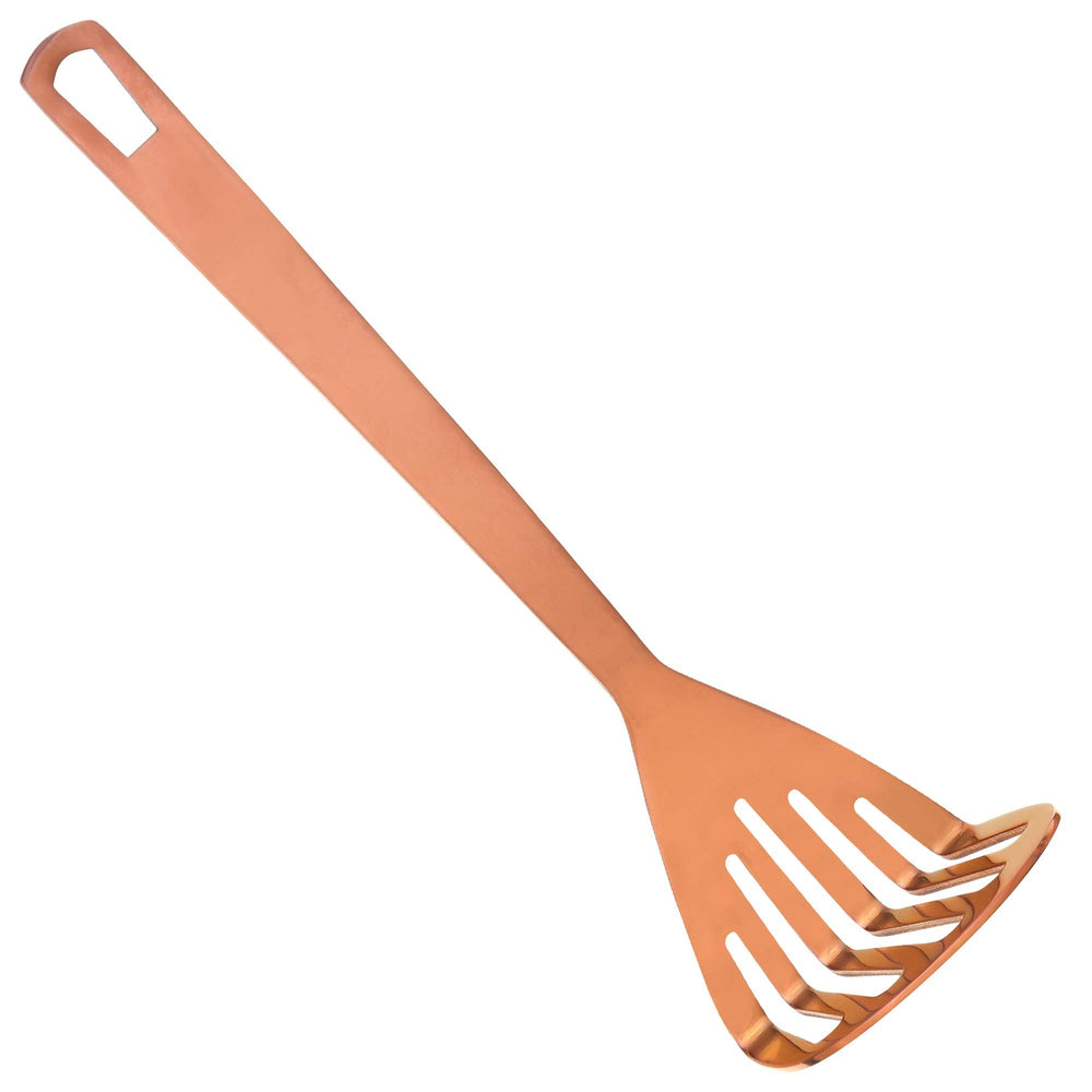 "Chef's Tools Copper Collection 11"" Masher"