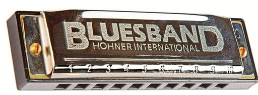 Woodstock Chimes WOOD12001 Blues Band Harmonica (Set of 1)