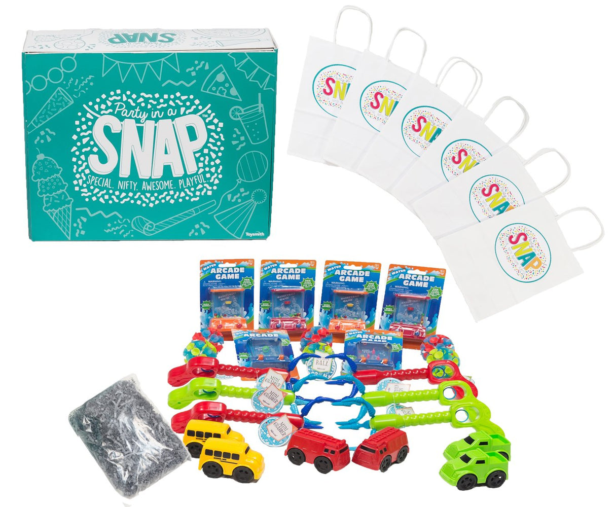 Trucks n' Stuff Party Pack