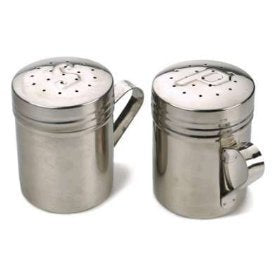 Endurance Salt & Pepper Shakers  10 oz. (.3L)