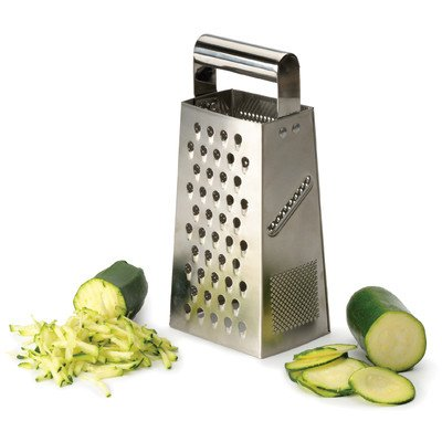 RSVP Endurance Stainless Steel Box Grater