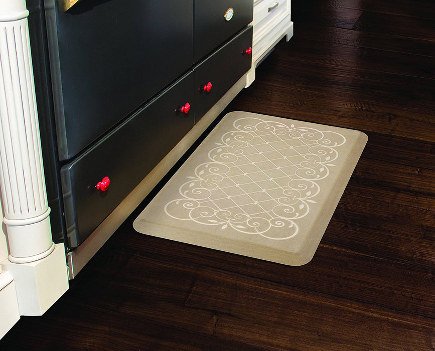 "Smart Step Home Collection, Sand Dollar, 36"" X 20"""