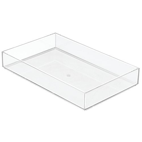 "Clarity Drawer Organizer 8"" x 12"" x 2"", 49620"