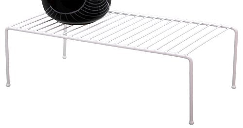 Grayline 40700, Small Kitchen Helper Shelf, White