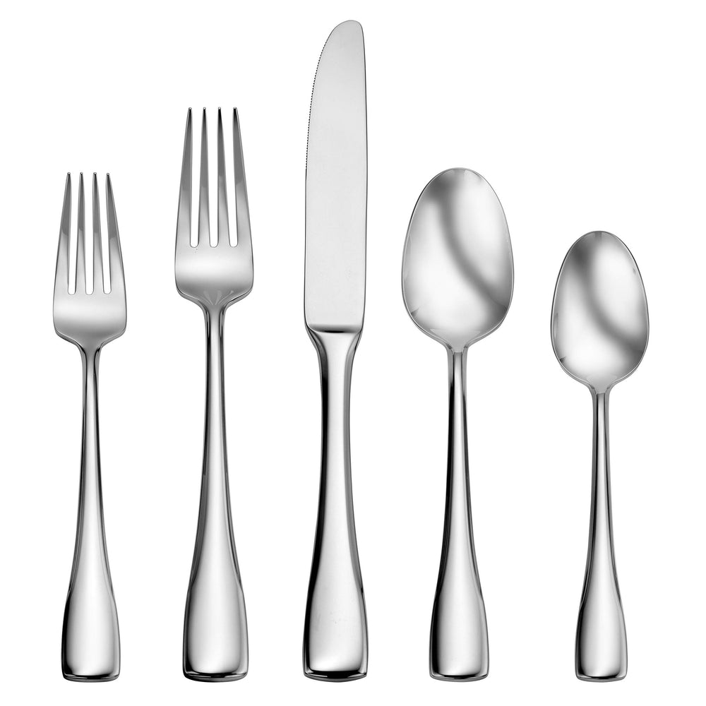 Craft Kitchen Weslyn 20 Piece Flatware Set