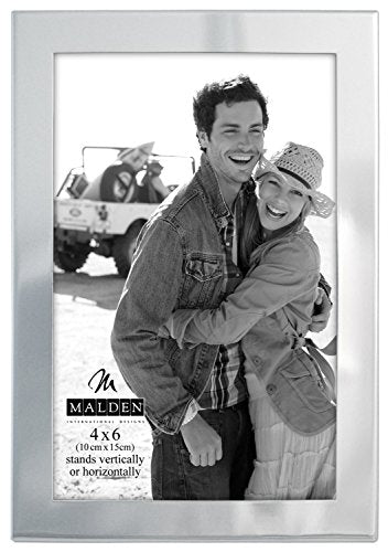 Essential Metal Picture Frame 4x6;