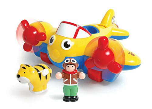 WOW Johnny Jungle Plane - Holiday & Adventure