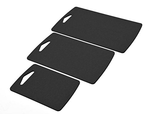 Prep Series Cutting Boards by Epicurean, 3 Piece, Slate