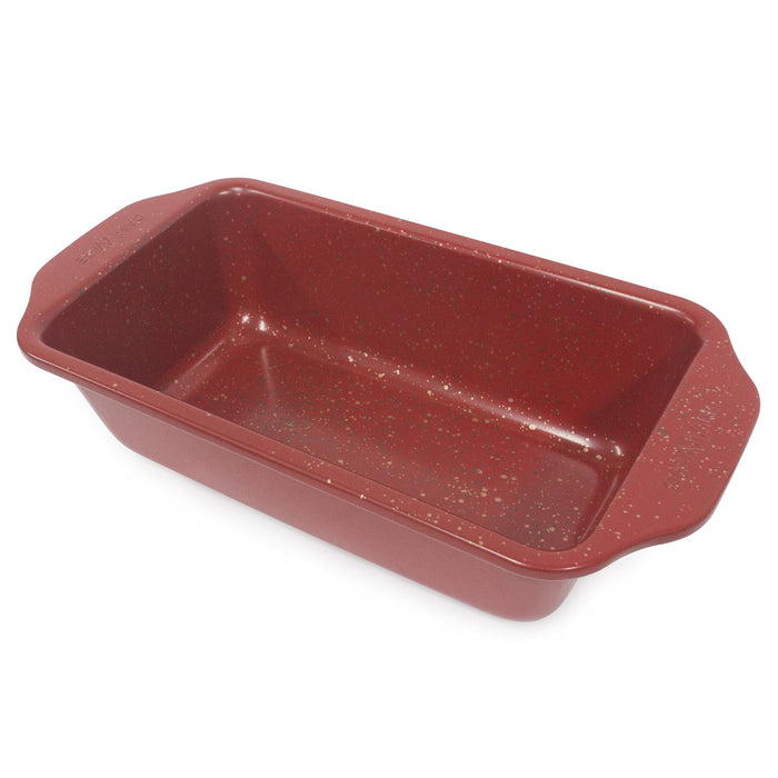 "123173 Loaf Pan 9"" x 5"" Red"