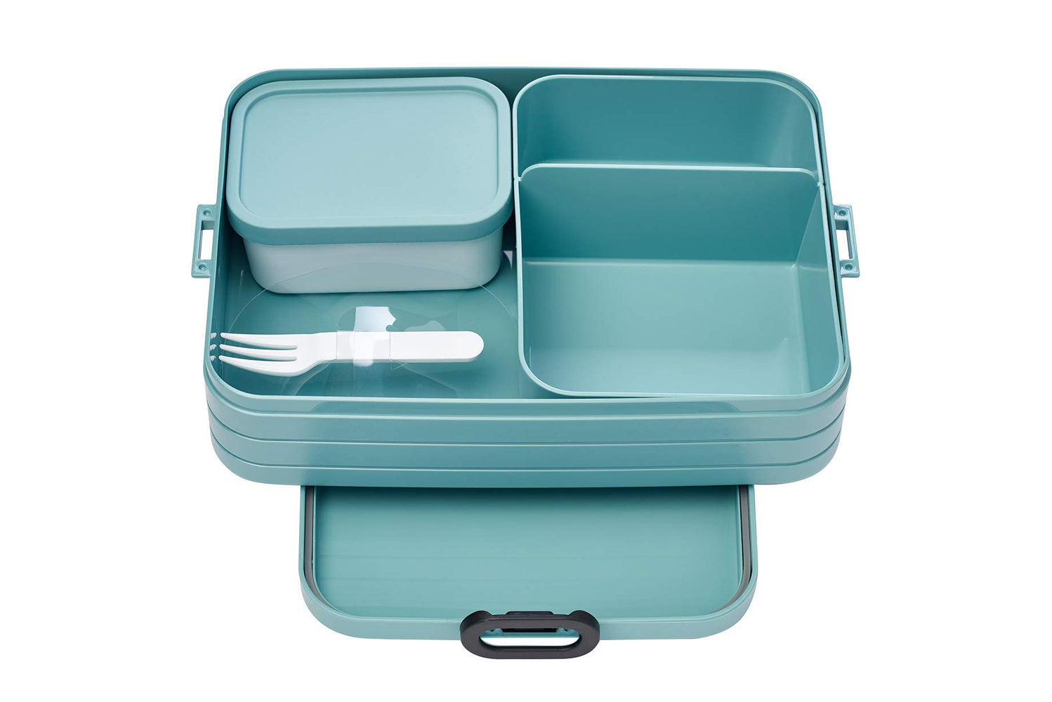 BENTO Lunch Box Large 25.5x17cm/10x7 Nordic-Green