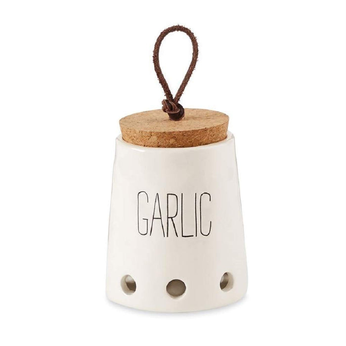 Mud Pie Bistro Garlic Keeper