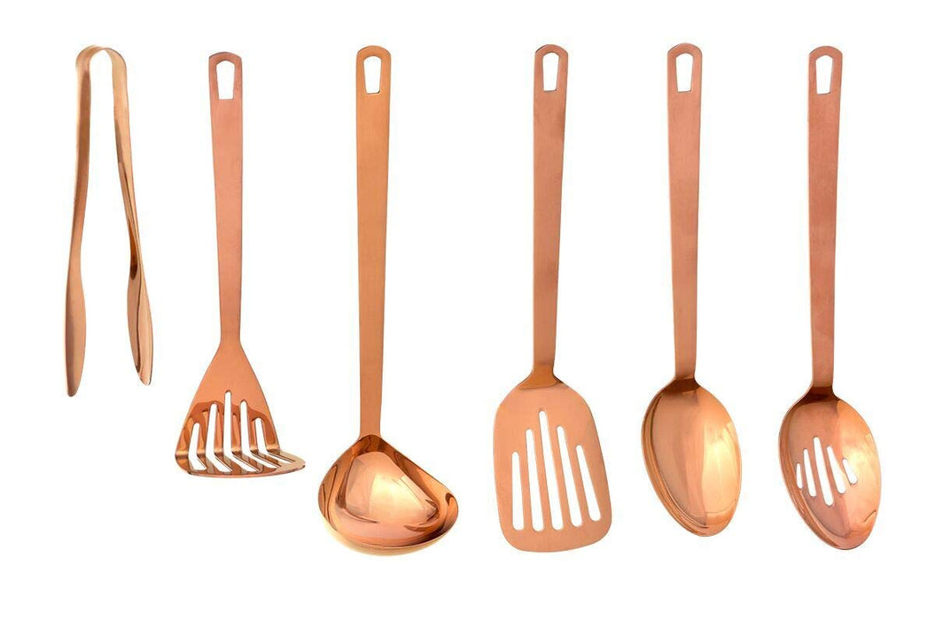 Chef's Tools Copper Collection  9 Tong