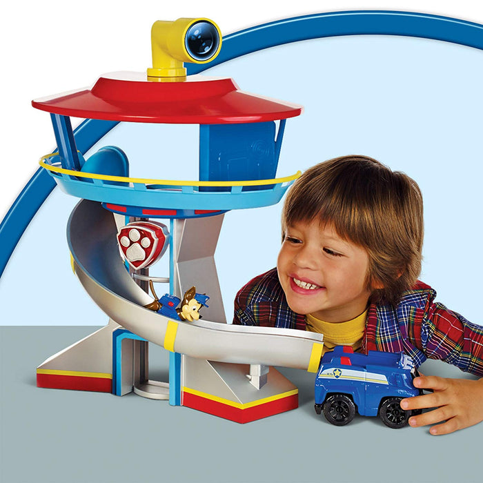 Lookout Tower Playset