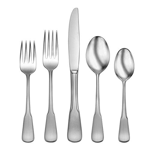 Oneida Colonial Boston 20-Piece Flatware Set, Service for 4