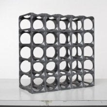 Stakrax - stackable, modular wine rack -30 bottle set
