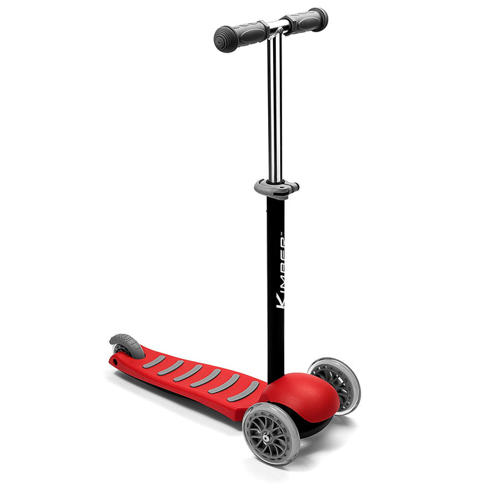 Kimber Verve Kick Scooter - Red