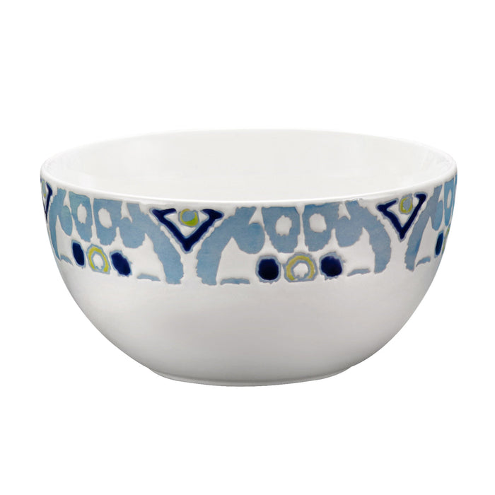 "16-Piece Set: (4) 10.75"" Dinner Plates, (4) 8.5"" Salad Plates, (4) 22 oz. Cereal Bowls, (4) 12 oz. M"
